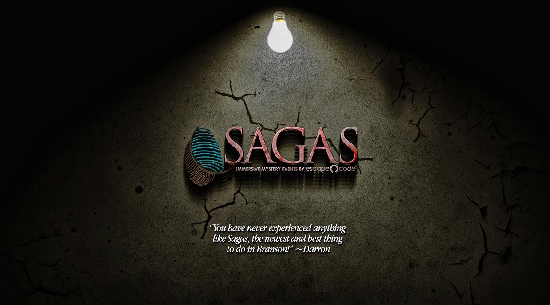 Sagas Mystery Events