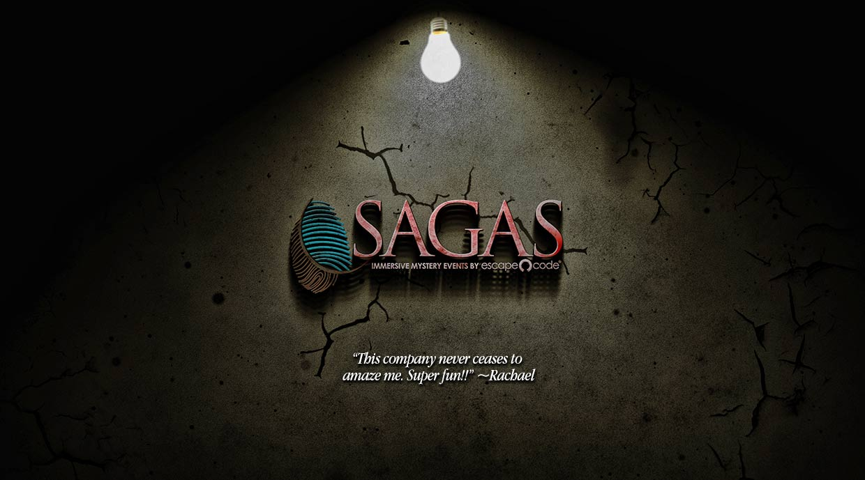 Sagas Mystery Events