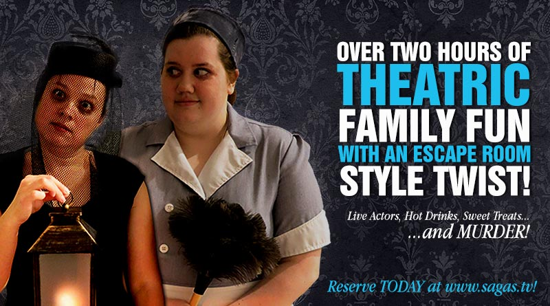 Mildred and Maid Slide AD